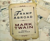 A Tramp Abroad - unabridged audio book on CD