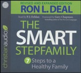 The Smart Stepfamily: Seven Steps to a Healthy Family - unabridged audio book on CD
