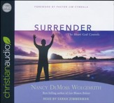 Surrender: The Heart God Controls - unabridged audio book on CD