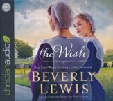 The Wish - unabridged audio book on CD