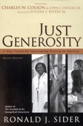 Just Generosity, 2nd Edition