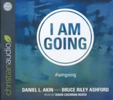 I Am Going - unabridged audio book on CD