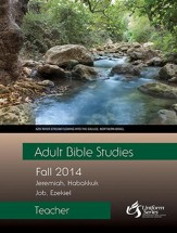Adult Bible Studies Fall 2014 Teacher - eBook