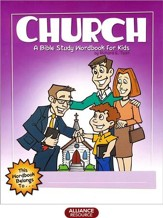 Church: A Bible Study Wordbook for Kids