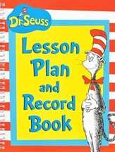 Cat in Hat Lesson Plan Record Book