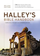 Halley's Bible Handbook with the New International Version--Deluxe Edition - eBook