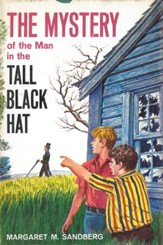 The Mystery of the Man in the Tall Black Hat - eBook