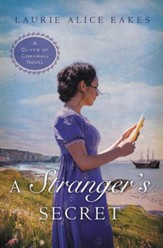 A Stranger's Secret, Cliffs of Cornwall Series #2 -eBook