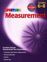 Spectrum Measurement, Grades 6-8