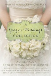 A Year of Weddings - eBook