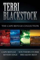 The Cape Refuge Collection: Cape Refuge, Southern Storm, River's Edge, Breaker's Reef - eBook