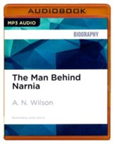 The Man Behind Narnia - unabridged audio book on MP3-CD