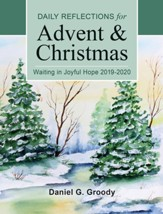 Waiting in Joyful Hope: Daily Reflections for Advent and Christmas 2019-2020 / Large type / large print edition
