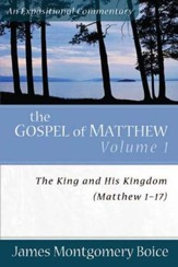 The King and His Kingdom (Matthew 1-17)