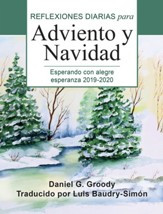 Reflexiones diarias para Adviento y Navidad (Daily Reflections for Advent and Christmas Large Print, 2019-2020)