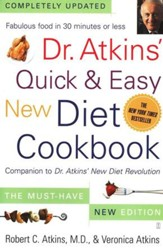 Dr. Atkin's Quick & Easy New Diet Cookbook