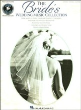 The Bride's Wedding Music Collection (PVG)
