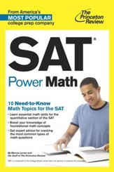SAT Power Math - eBook