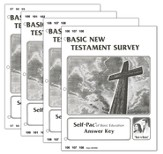 High School Bible Elective: New Testament Survey SCORE Keys 97-108