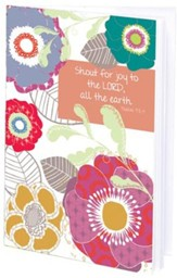 Shout for Joy Mini Journal