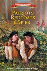 Patriots, Redcoats and Spies - eBook