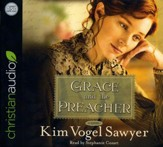 Grace and the Preacher - unabridged audio book on CD