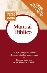 Manual biblico: Serie Referencias de bolsillo - eBook