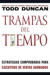 Trampas del tiempo: Proven Strategies for Swamped Salespeople - eBook