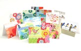 Assorted Blank Note Cards, Box of 12