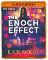 The Enoch Effect - unabridged audio book on MP3-CD