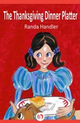 The Thanksgiving Dinner Platter - eBook