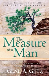 Measure of a Man, The - eBook