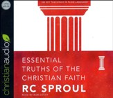 Essential Truths of the Christian Faith - unabridged audio edition on CD
