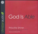 God Is Able - unabridged audio book on CD