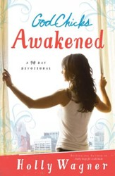 Godchicks Awakened: Wake Up, Be Brave and Make a Difference In Your World - eBook