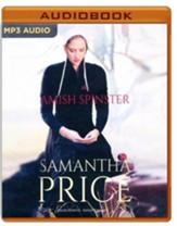 The Amish Spinster - unabridged audiobook on MP3-CD