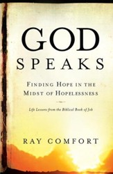 God Speaks: Finding Hope in the Midst of Hopelessness - eBook