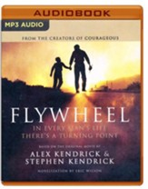 Flywheel: In Every Man's Life There's a Turning Point - unabridged audio book on MP3-CD