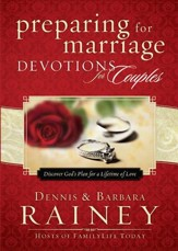 Preparing for Marriage Devotions for Couples: Discover God's Plan for a Lifetime of Love - eBook