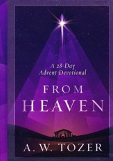 From Heaven: A 28 Day Advent Devotional