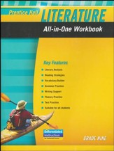 Prentice Hall Literature Grade 9 Workbook