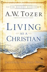 Living as a Christian: Teachings from First Peter - eBook