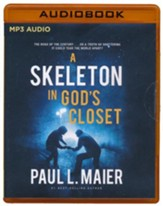 A Skeleton in God's Closet - unabridged audio book on MP3-CD