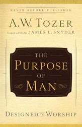 Purpose of Man: Designed to Worship - eBook