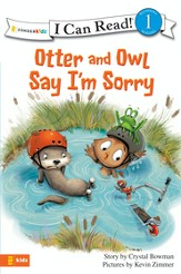 Otter and Owl Say I'm Sorry - eBook