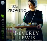 The Proving - unabridged audiobook on CD