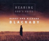Hearing God's Voice - unabridged audio book on CD
