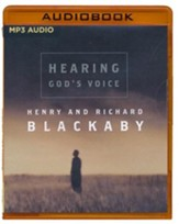 Hearing God's Voice - unabridged audio book on MP3-CD