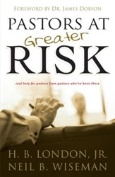 Pastors at Greater Risk - eBook