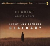 Hearing God's Voice - Audiobook on CD